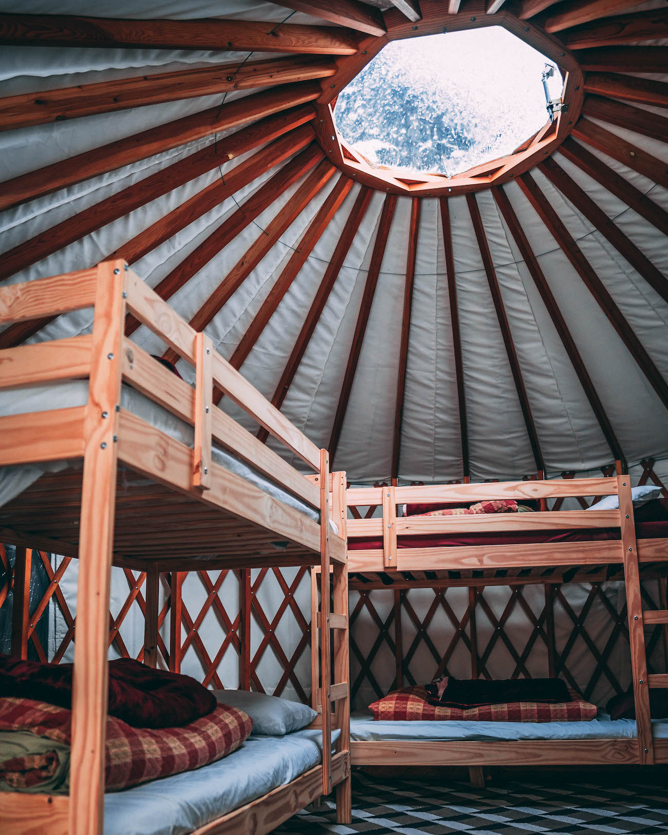 Mount Engadine Yurt